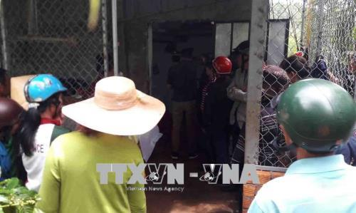 Đắk Lắk: Điều tra vụ hai người tử vong trong chòi rẫy