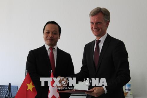 Việt Nam và Thụy Sĩ tăng cường hợp tác trong lĩnh vực tư pháp  