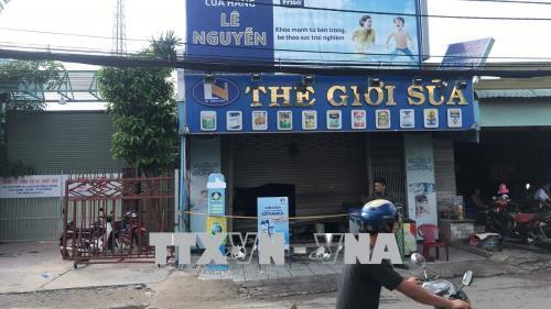 Thành phố Hồ Chí Minh: Cháy tiệm tạp hoá khiến 2 người thương vong