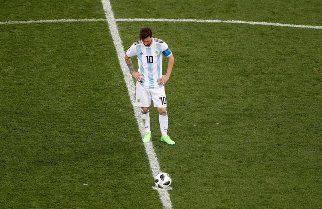 Kịch bản nào giúp Argentina có vé đi tiếp?