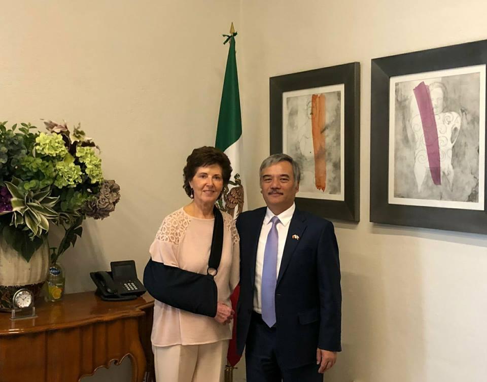 Việt Nam và Mexico tăng cường hợp tác trong lĩnh vực văn hóa