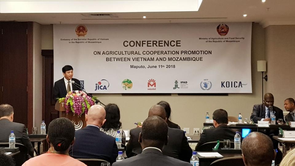 Mozambique đánh giá cao hoạt động trợ giúp nông nghiệp của Việt Nam