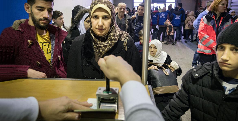 UNHCR: 1,4 triệu người tị nạn sẽ cần được tái định cư vào năm 2019