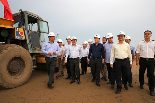 Rà soát tiến độ công tác triển khai Dự án cao tốc Bắc - Nam