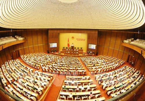Thông cáo số 19 Kỳ họp thứ 5, Quốc hội khóa XIV