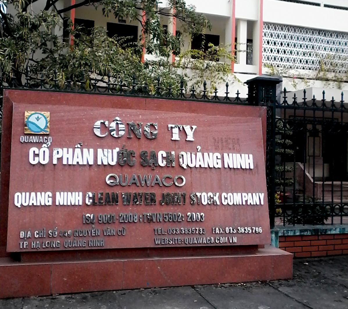 Hơn 40 triệu cổ phiếu CTCP Nước sạch Quảng Ninh lên sàn giao dịch UPCoM
