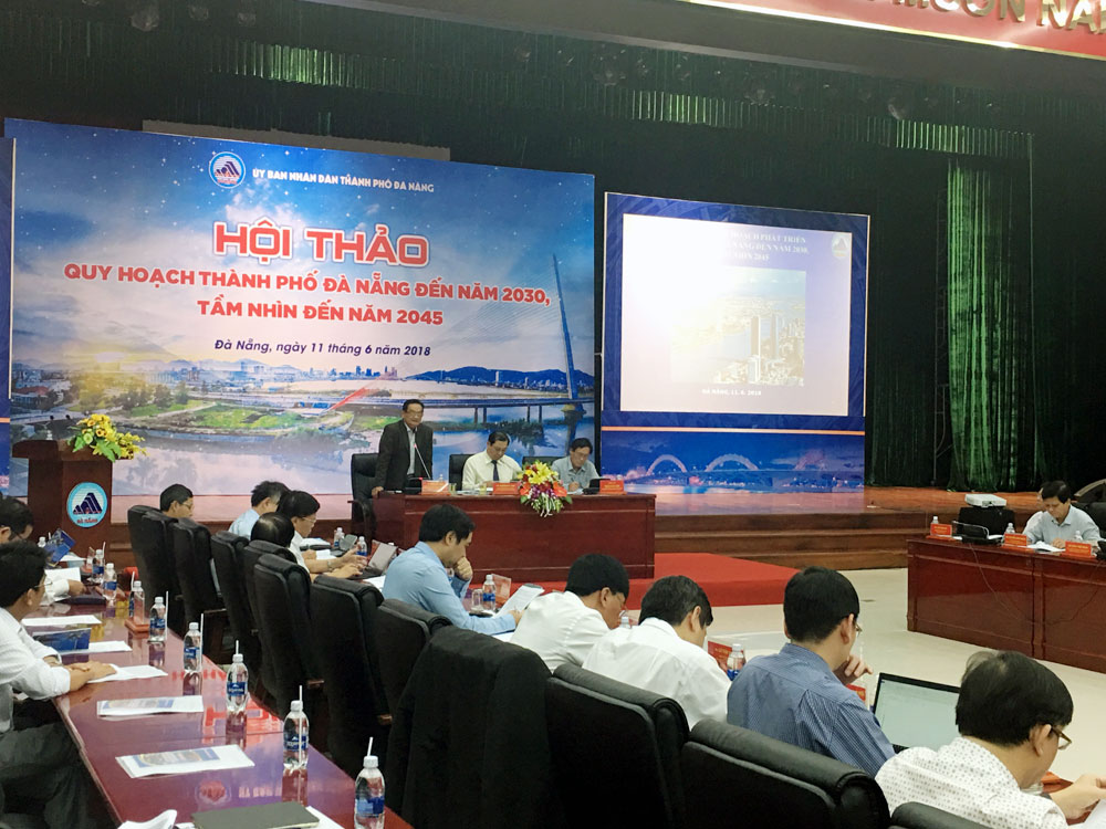 Quy hoạch phát triển Thành phố Đà Nẵng đến năm 2030, tầm nhìn đến năm 2045