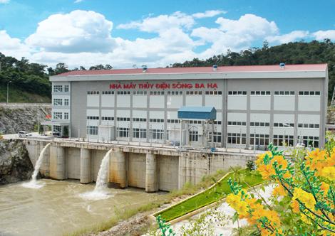 Hơn 124 triệu cổ phiếu Công ty cổ phần Thủy điện Sông Ba Hạ lên sàn UPCom