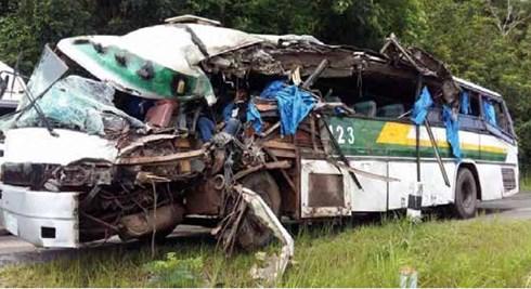 2 người Việt Nam tử vong do tai nạn giao thông tại Lào