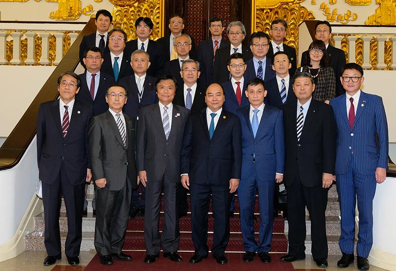 Tăng cường hợp tác giữa tỉnh Fukuoka  (Nhật Bản) với các địa phương Việt Nam