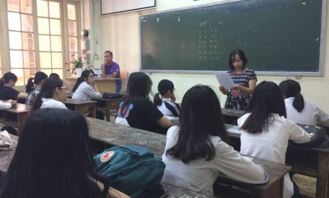 Hà Nội: Hơn 94 nghìn thí sinh làm thủ tục dự thi vào lớp 10