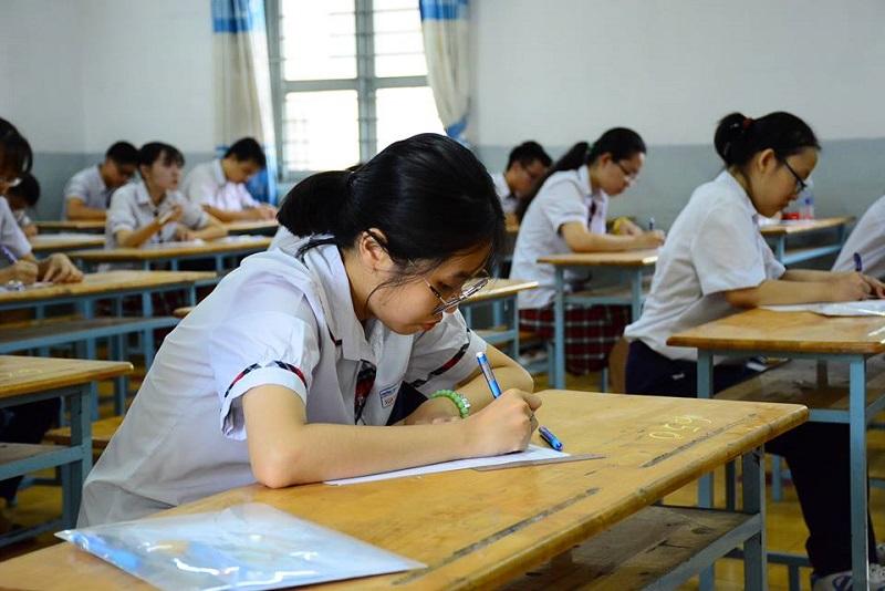 TP.Hồ Chí Minh: Kết thúc môn thi đầu tiên an toàn, thuận lợi