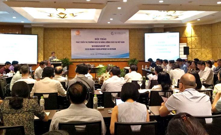 Giải pháp thúc đẩy tiết kiệm năng lượng tại Việt Nam