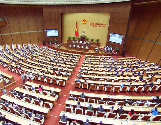 Công bố 5 Nghị quyết được Quốc hội thông qua tại Kỳ họp thứ Năm