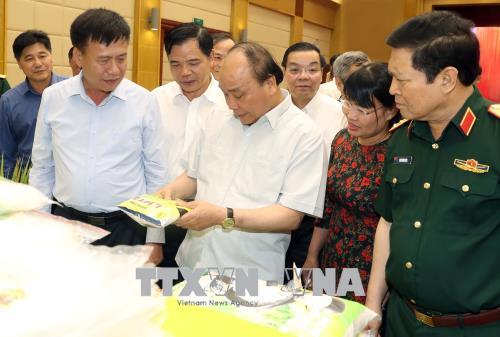 Phát huy ưu thế của các lực lượng phục vụ 3 hiện đại hóa lĩnh vực nông nghiệp