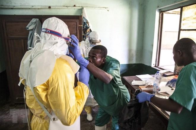 WHO lạc quan về kiểm soát dịch Ebola tại CHDC Congo