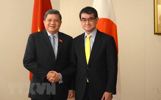 Việt Nam – Nhật Bản tăng cường hợp tác nghị viện và thúc đẩy CPTPP
