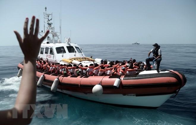 Đức: Vấn đề di cư là thách thức lớn nhất của châu Âu