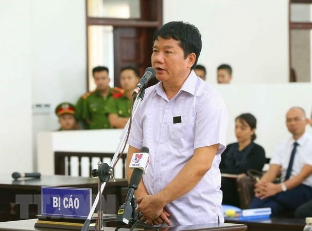 Xét xử phúc thẩm vụ án PVN góp vốn 800 tỷ đồng vào OceanBank: Các bị cáo nói lời sau cùng  