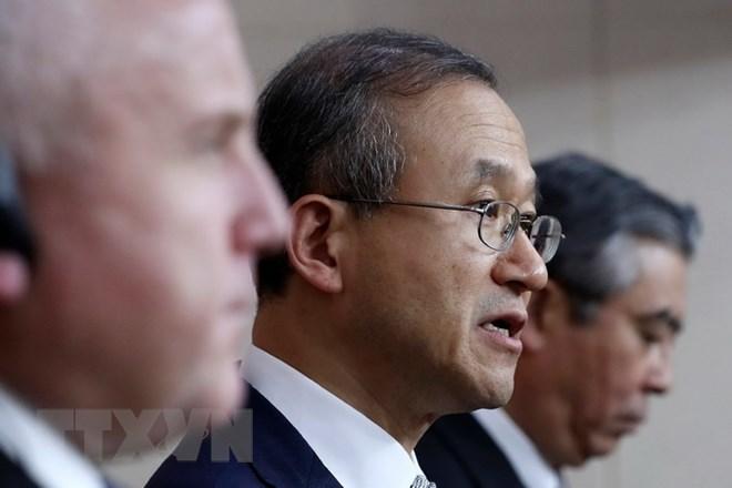 Thứ trưởng Ngoại giao Hàn Quốc sẽ tới Mỹ để thảo luận về Triều Tiên
