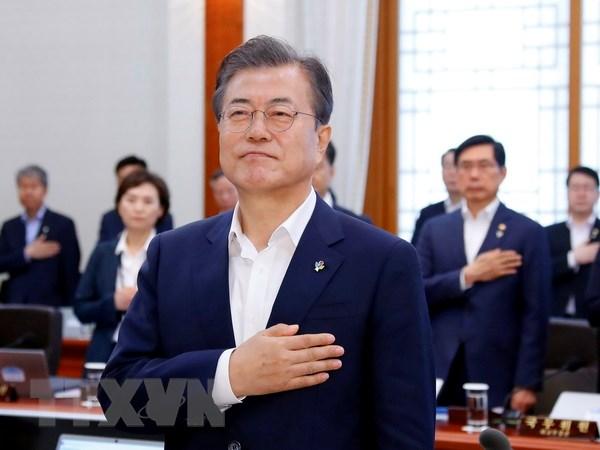 Tổng thống Hàn Quốc khẳng định thực hiện các cam kết sau bầu cử