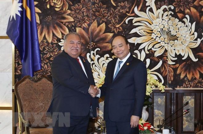Việt Nam luôn coi trọng phát triển quan hệ hữu nghị và hợp tác với các nước