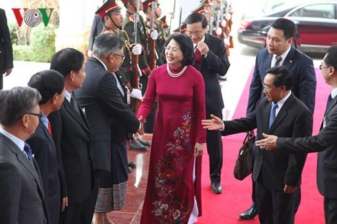 Phó Chủ tịch nước Đặng Thị Ngọc Thịnh thăm chính thức Cộng hòa Dân chủ Nhân dân Lào