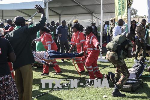 Nhiều nước lên án vụ tấn công tại Zimbabwe