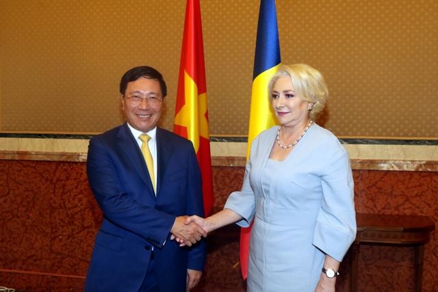Đưa quan hệ hợp tác Việt Nam - Ru-ma-ni phát triển hiệu quả, thực chất