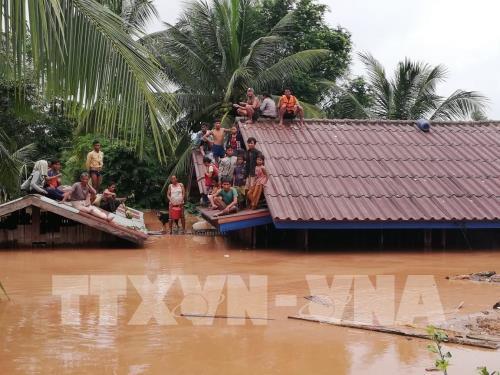 Việt Nam không bị ảnh hưởng do sự cố vỡ đập thủy điện Sepien Senamnoi