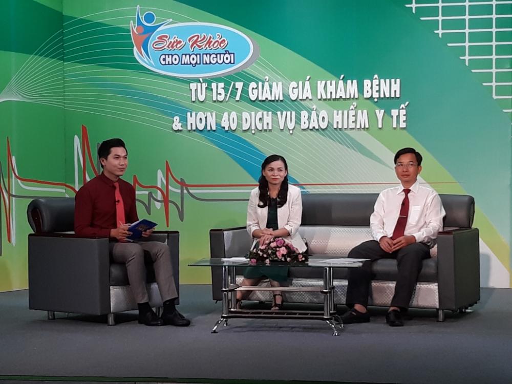 """Đồng Nai; Tọa đàm về chủ đề """"Giảm giá dịch vụ khám chữa bệnh BHYT"""""""