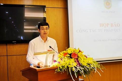 Bộ Tư pháp xin lỗi người không được bổ nhiệm Hiệu trưởng Trường Đại học Luật Hà Nội