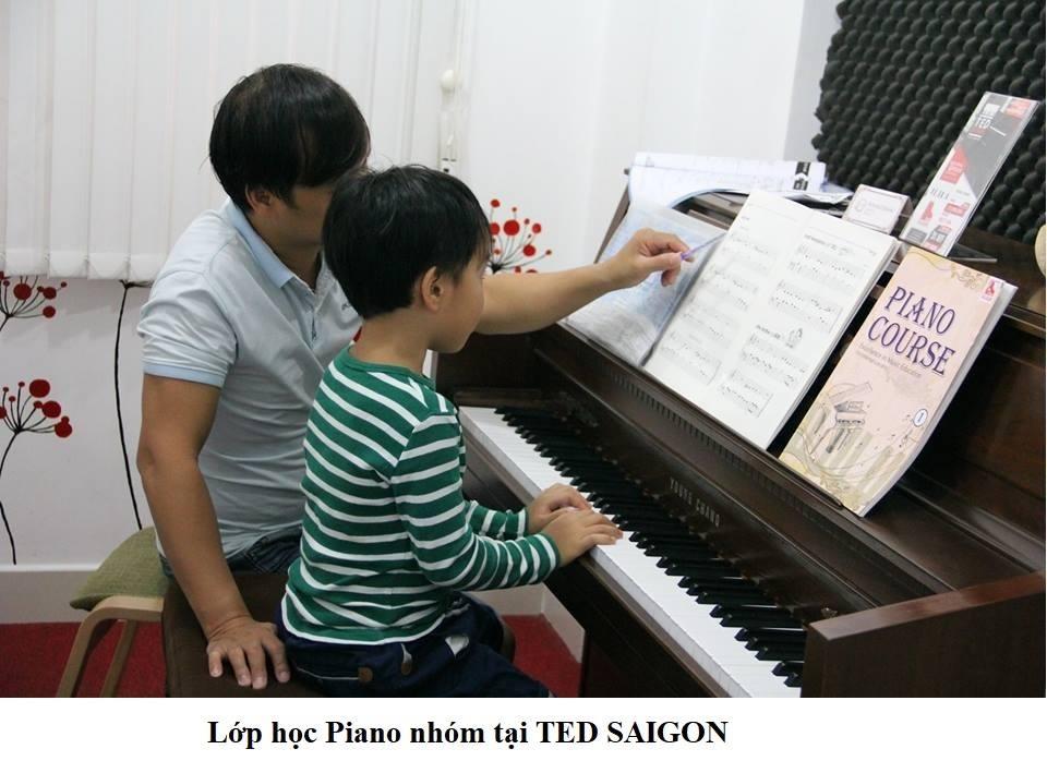 SMART PIANO CLASS: Lớp học Piano thông minh