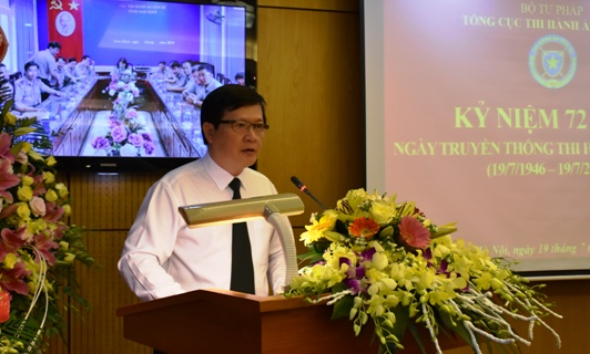 Nỗ lực, phấn đấu xứng đáng hơn nữa với truyền thống 72 năm ngành Thi hành án dân sự