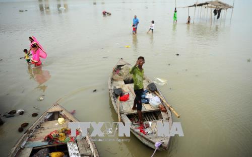 Ấn Độ: Gần 600 người thiệt mạng trong đợt mưa lũ kéo dài 2 tuần qua