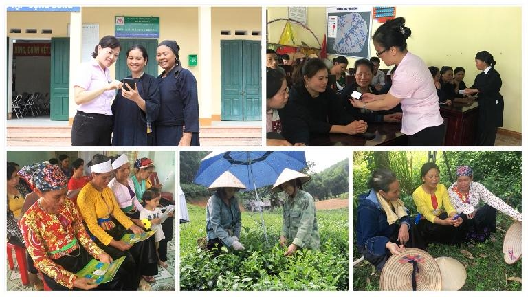 Ứng dụng dịch vụ ngân hàng số cho người nghèo tại Việt Nam