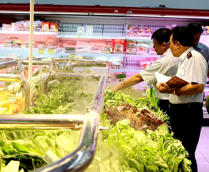Đẩy mạnh công tác đảm bảo an toàn thực phẩm