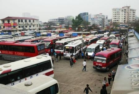 Vĩnh Phúc: Tổng khối lượng hàng hoá vận chuyển tháng 7/2018 tăng so với cùng kỳ năm trước