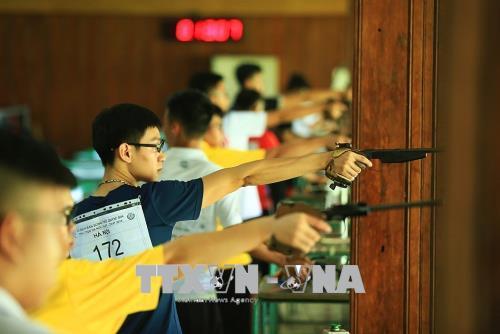 Khai mạc Giải vô địch Bắn súng trẻ quốc gia năm 2018