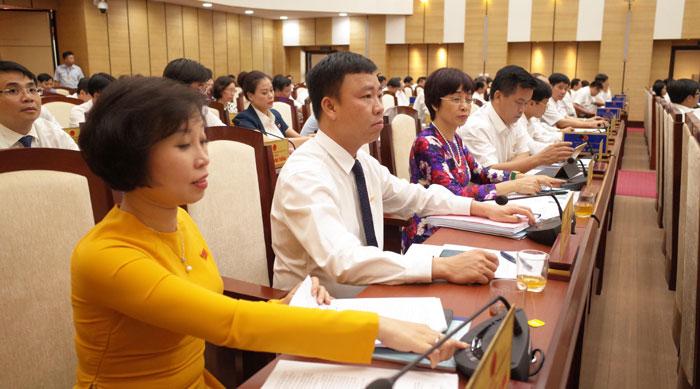 Hà Nội tăng học phí các bậc học phổ thông năm học 2018-2019