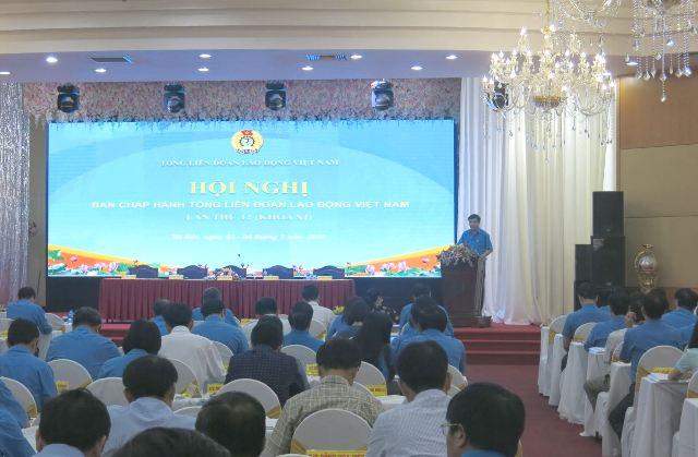 Góp phần thiết thực vào thành công Đại hội XII Công đoàn Việt Nam