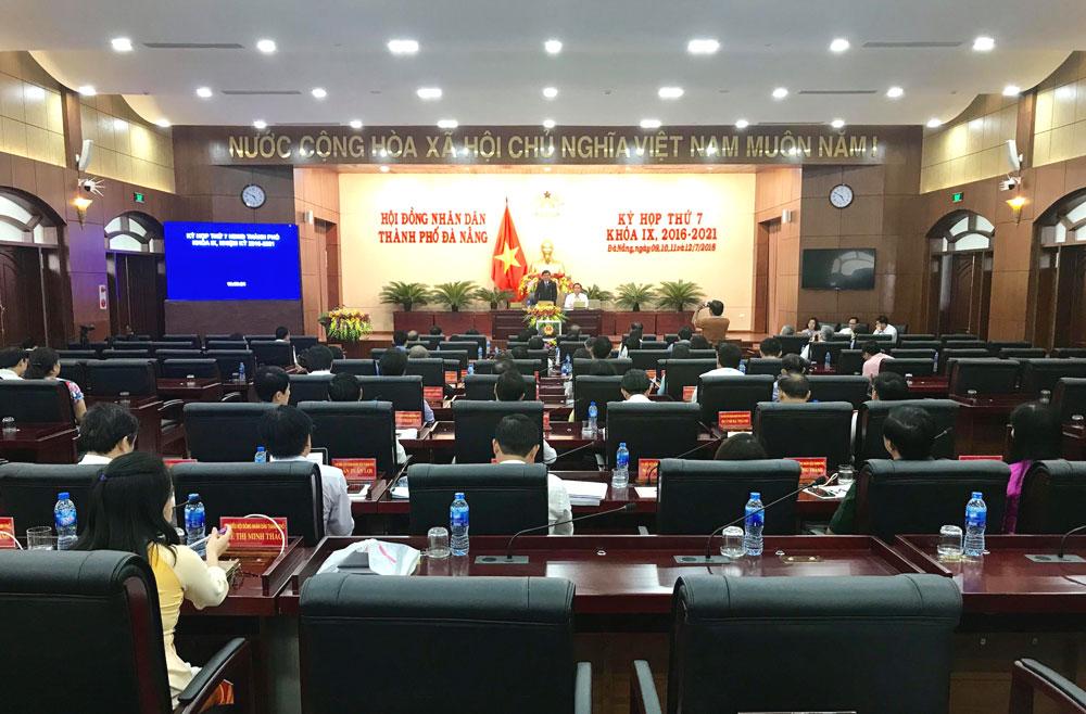 Ông Nguyễn Nho Trung giữ chức Chủ tịch HĐND thành phố Đà Nẵng