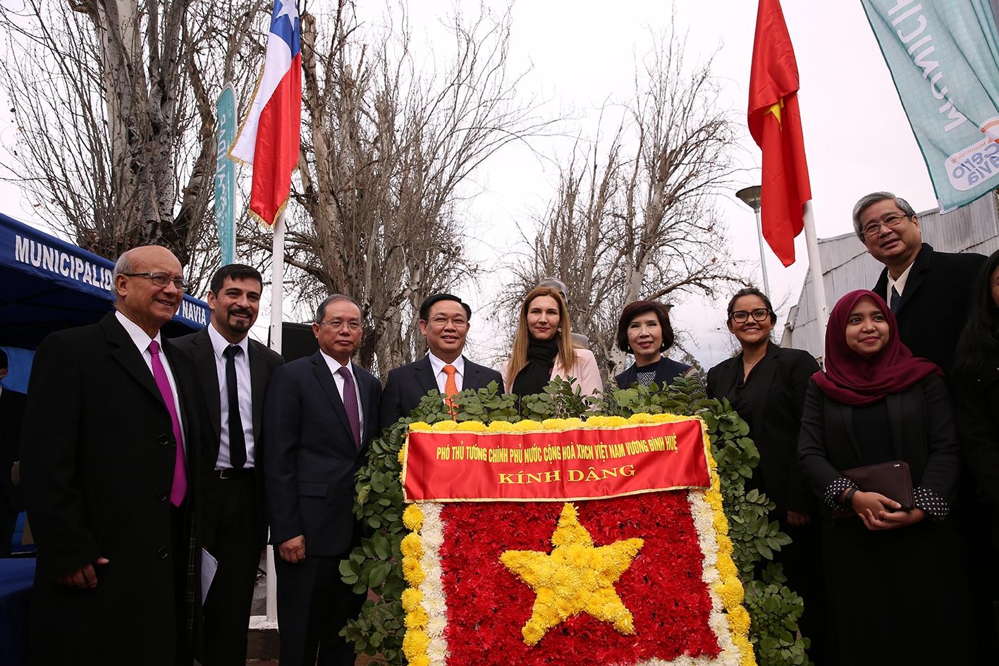 Tăng cường quan hệ hữu nghị, hợp tác Việt Nam - Chile