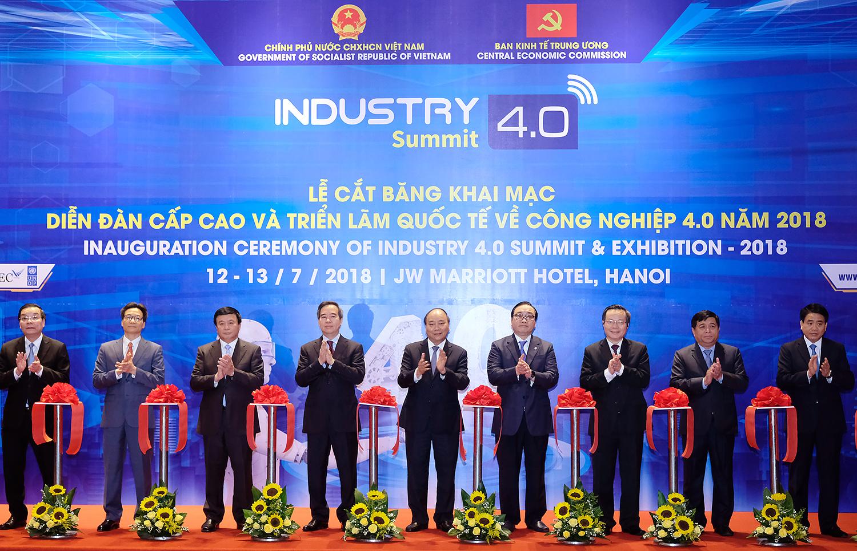 Chủ động tham gia có hiệu quả vào cách mạng công nghiệp 4.0