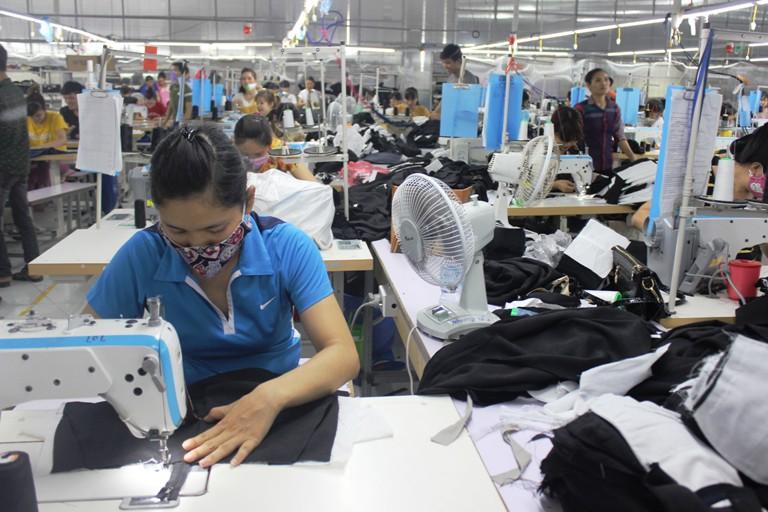 Sản xuất công nghiệp tỉnh Vĩnh Phúc phát triển khá trong 6 tháng đầu năm