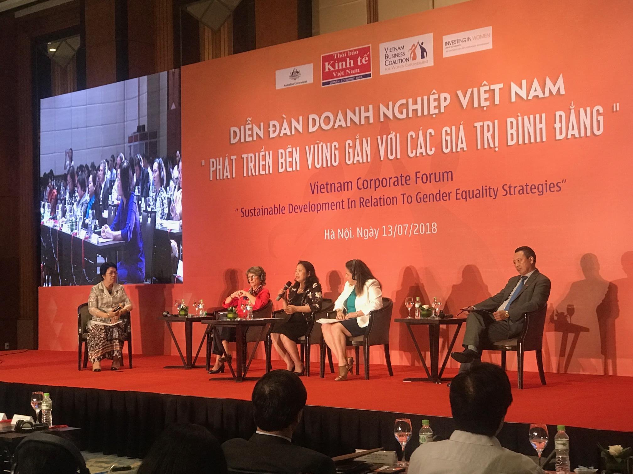 Việt Nam có 31% doanh nghiệp do phụ nữ làm chủ