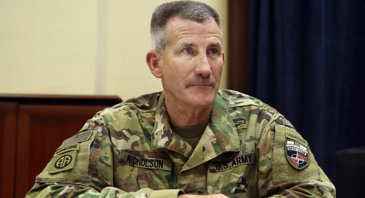 NATO bác bỏ thông tin Mỹ sẵn sàng đối thoại trực tiếp với Taliban