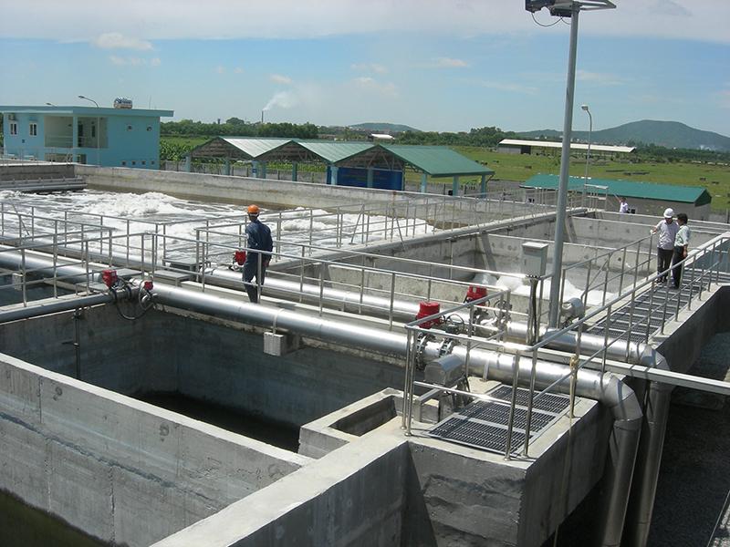 Cả nước có khoảng 80% khu công nghiêp có hệ thống xử lý nước thải tập trung