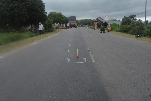 Khắc phục hậu quả vụ tai nạn giao thông đặc biệt nghiêm trọng tại Gia Lai