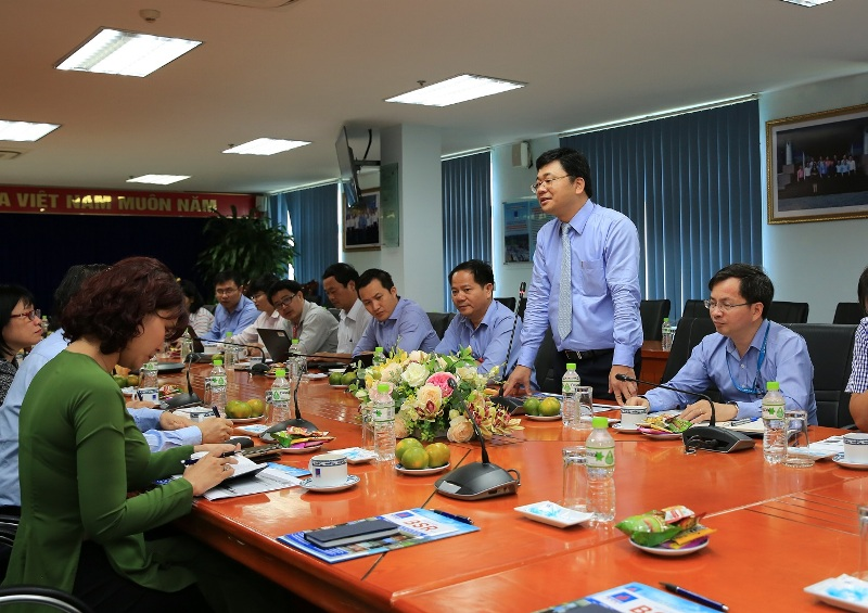 BSR nâng cao công tác quản trị - vững bước đi lên